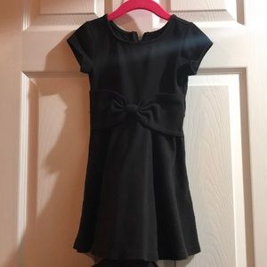 Black dress xs